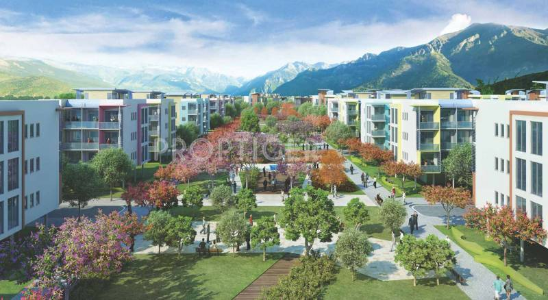 Images for Elevation of Supertech Aadri