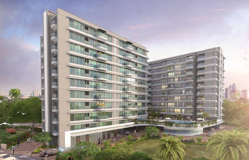 Images for Elevation of Rizvi Utopia
