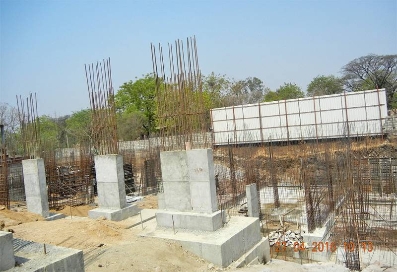 Images for Construction Status of Accurate Wind Chimes