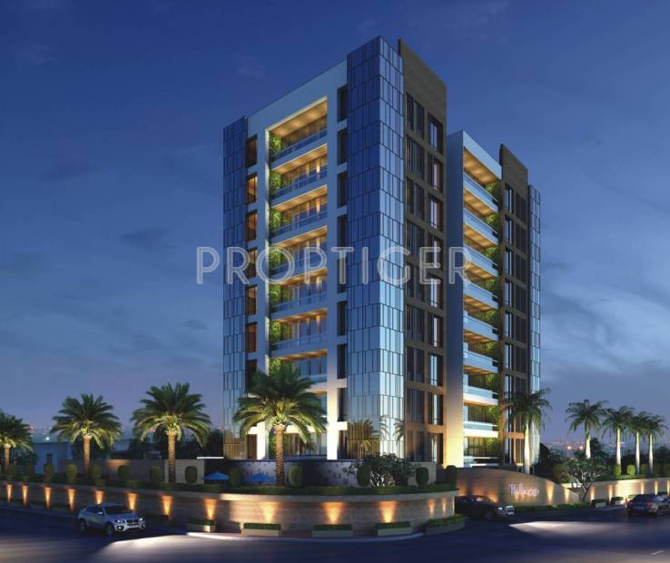 Images for Elevation of Hindva Palazzo