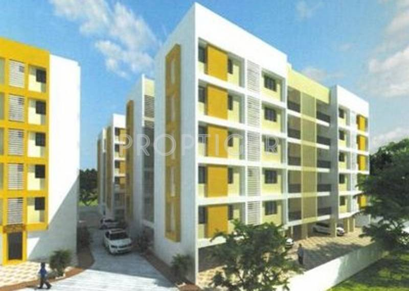 Images for Elevation of Aagam Heights