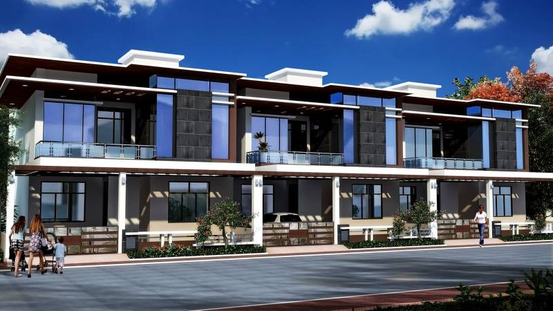 Images for Elevation of Amrapali Modern City Apartment