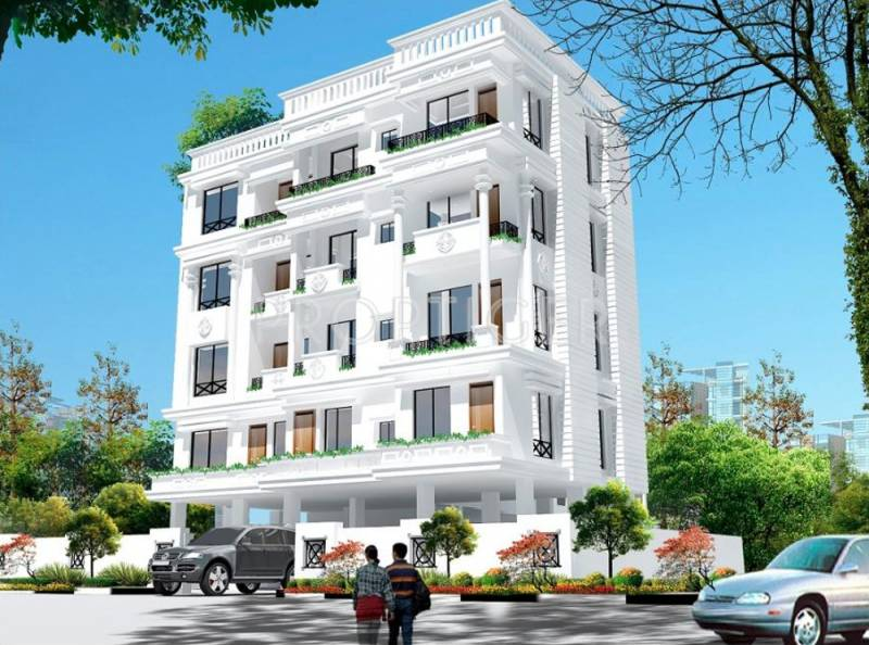nanda-enclave Images for Elevation of Isha Nanda Enclave
