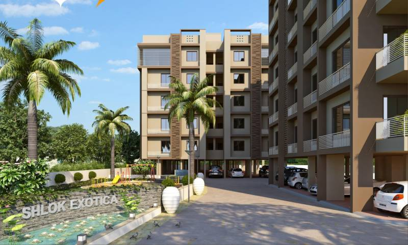Images for Elevation of Sushobhan Shlok Exotica