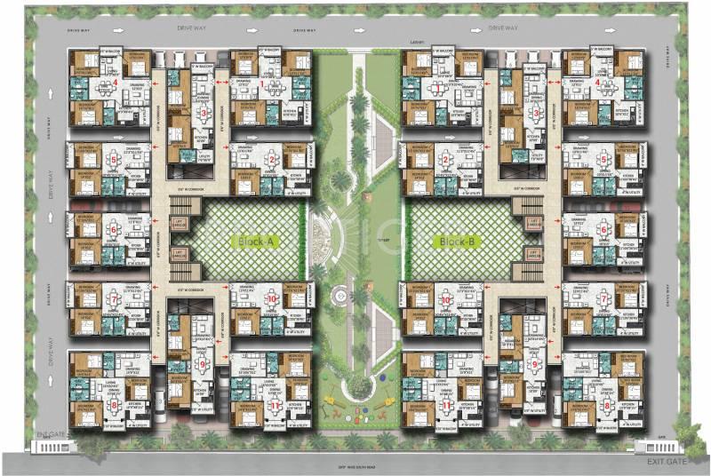 Images for Site Plan of Sai LR East Oak