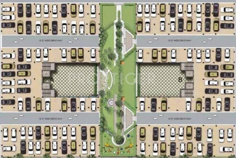 Images for Cluster Plan of Sai LR East Oak