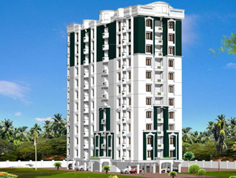 jewel-homes-pvt-ltd bluebell-tower Elevation