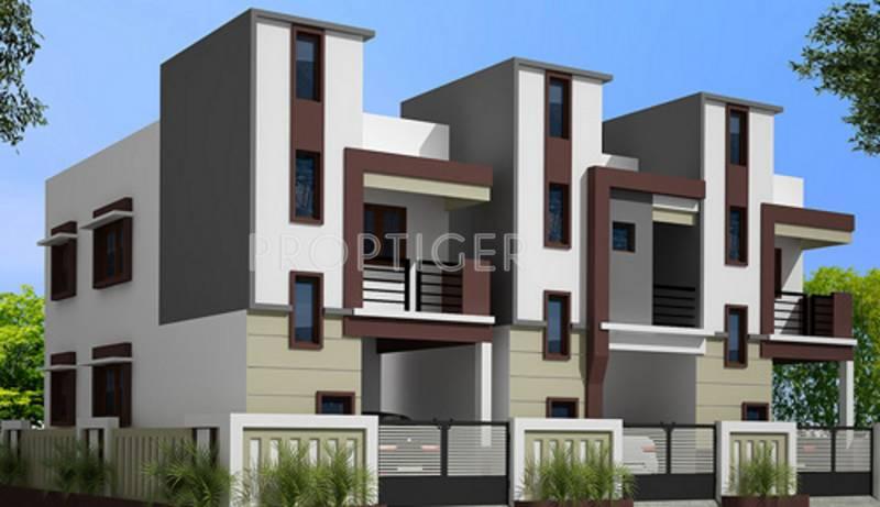 Images for Elevation of Oliyas Banyan Villa