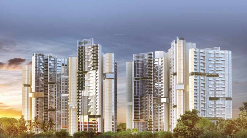 Images for Elevation of Amanora Amanora Adreno Towers