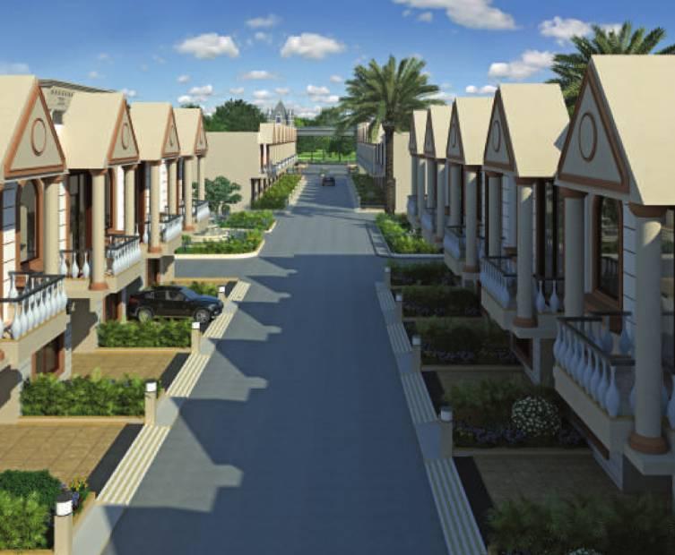 london-villas Images for Elevation of NM London Villas