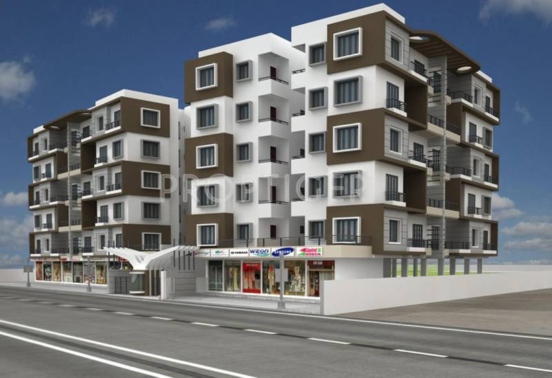 Images for Elevation of SB Yashonandan Complex