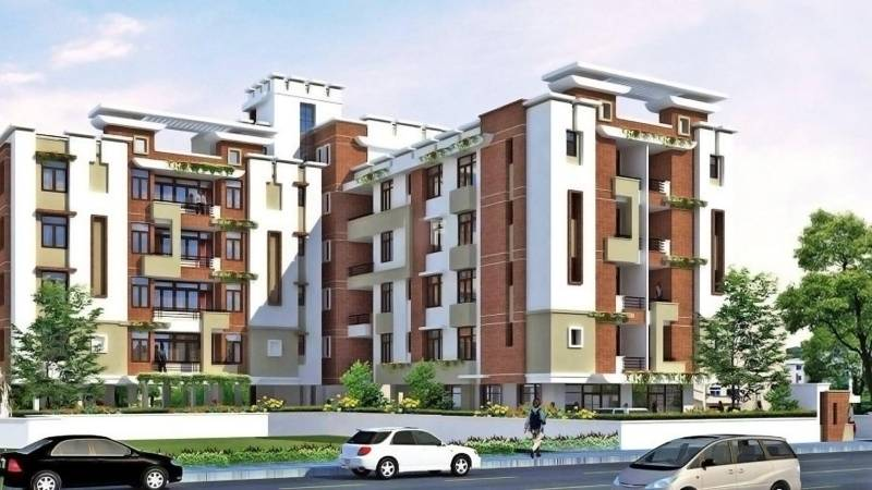 Images for Elevation of Aastha Imperial