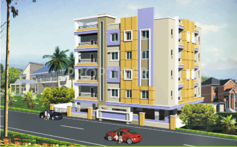 Images for Elevation of Rohini PRK Annapurna Heights