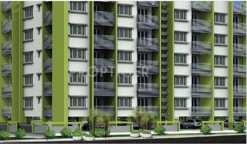 Images for Elevation of Blu Mourya