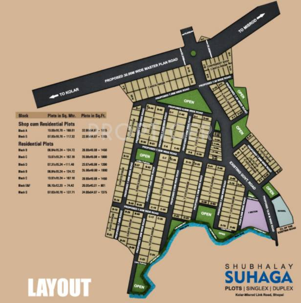 Images for Layout Plan of Shubhalay Suhaga