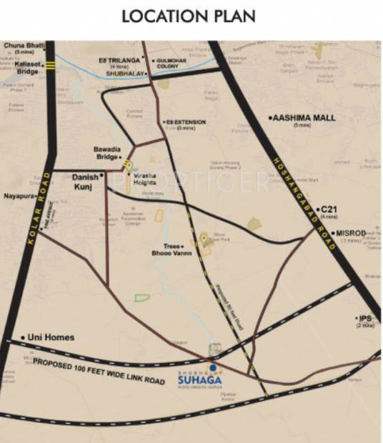 Images for Location Plan of Shubhalay Suhaga
