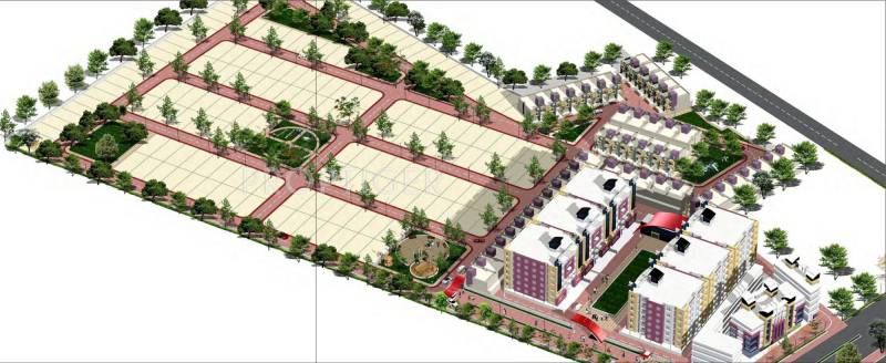 Images for Layout Plan of Ishaan Builders and Developer Park