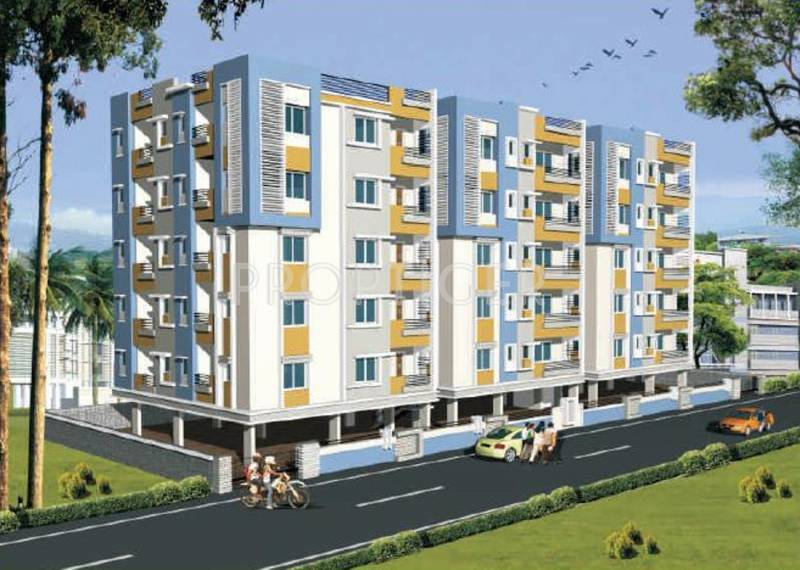 Images for Elevation of Rohini PRK Dolphin Towers