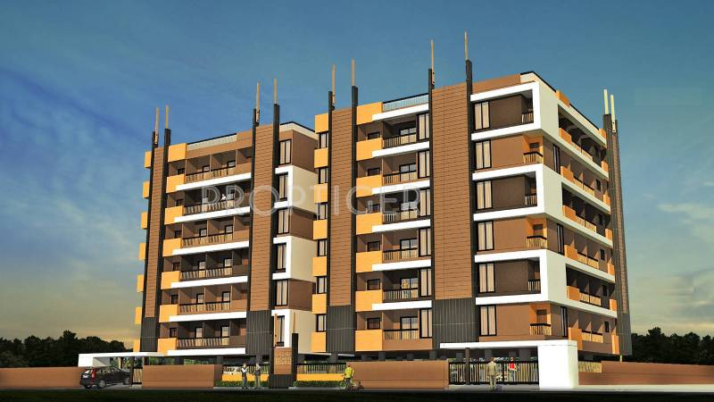 Images for Elevation of Maa Kanha Heights