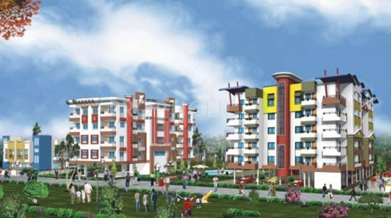 Images for Elevation of Amrapali Nagpur Apartment