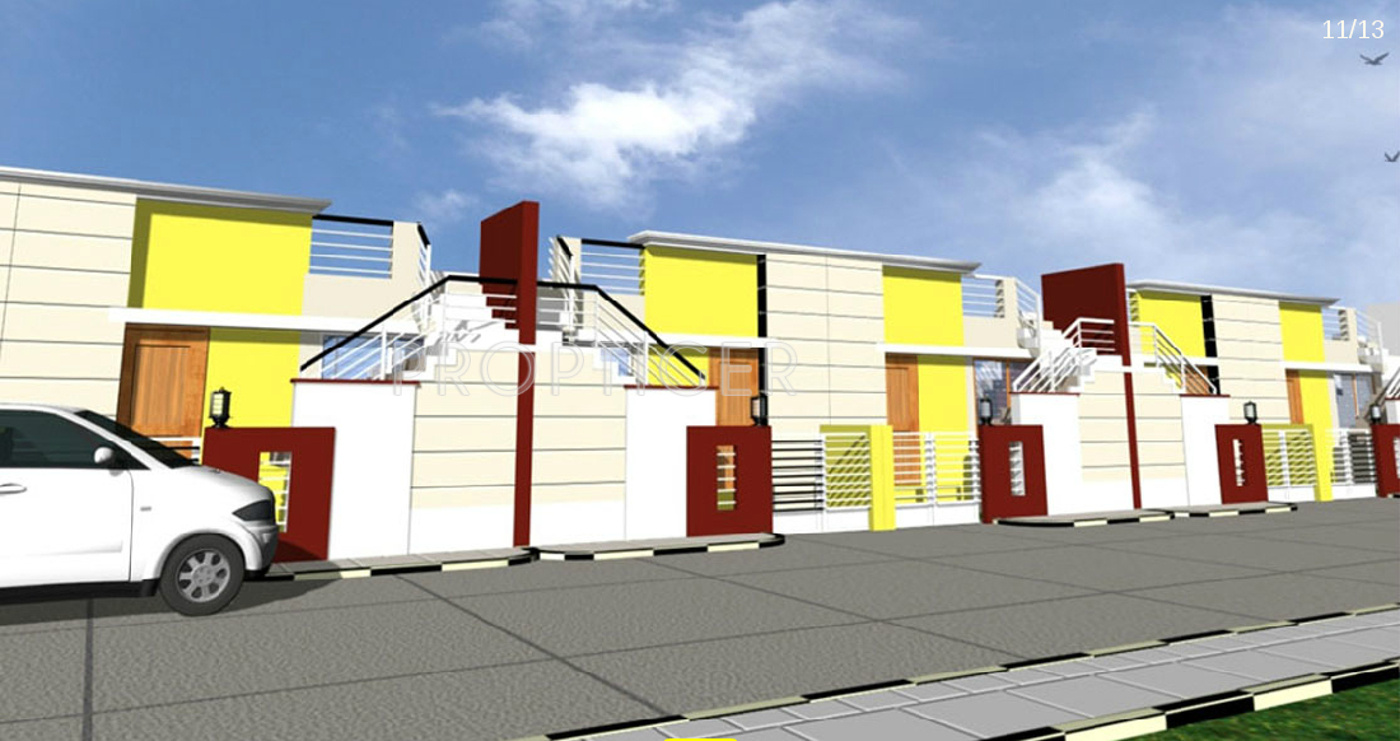 Independent Houses in Mandideep Industrial Area - Villas for