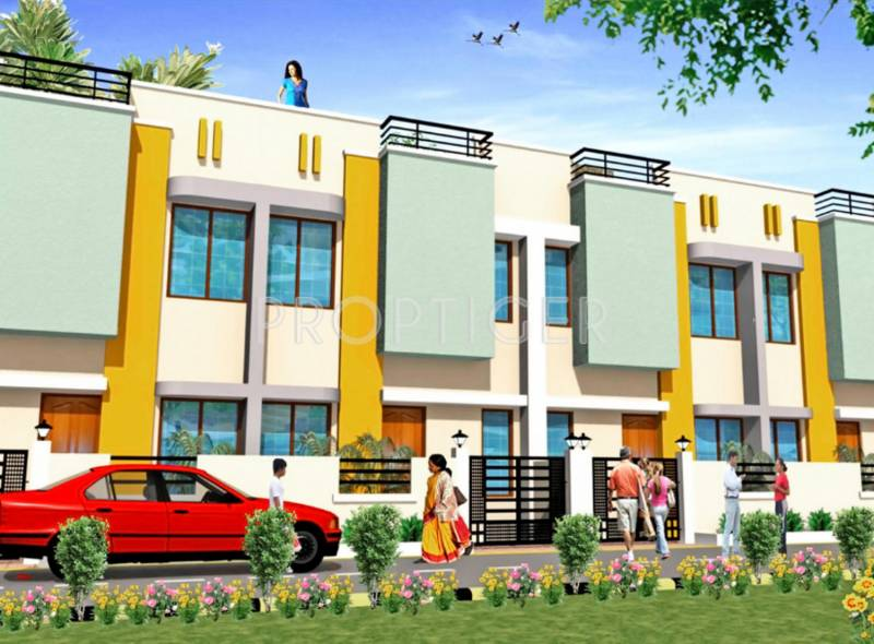 Images for Elevation of  Sheetal Town Villas