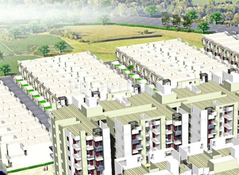 Images for Site Plan of  Sheetal Town Apartment