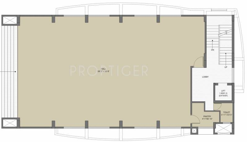 Images for Cluster Plan of Nagpal Palm Leaves