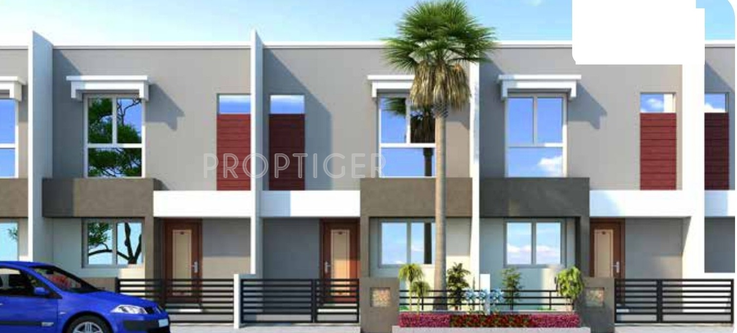 940 Sq Ft 3 Bhk 3t Villa For Sale In Fortune Builders Greenshire Kolar Road Bhopal