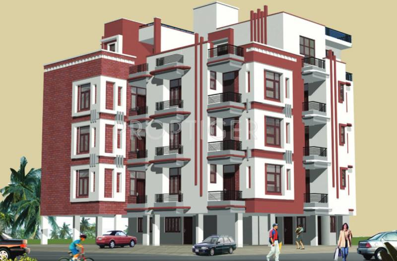 balaji-dham-build-estates-pvt-ltd panchsheel-residency Elevation