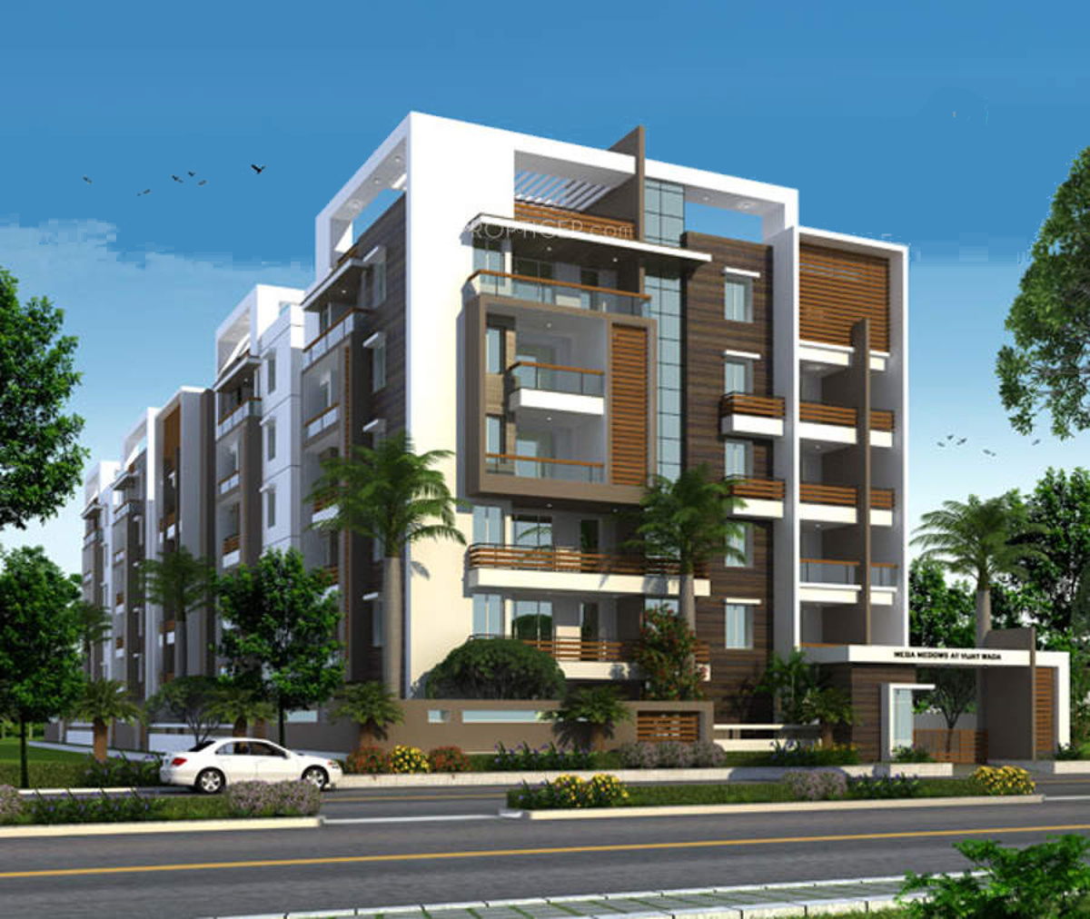 Mega green avenues in gollapudi vijayawada price for Apartment design and development ltd
