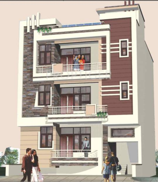 Images for Elevation of Balaji Shyam Residency