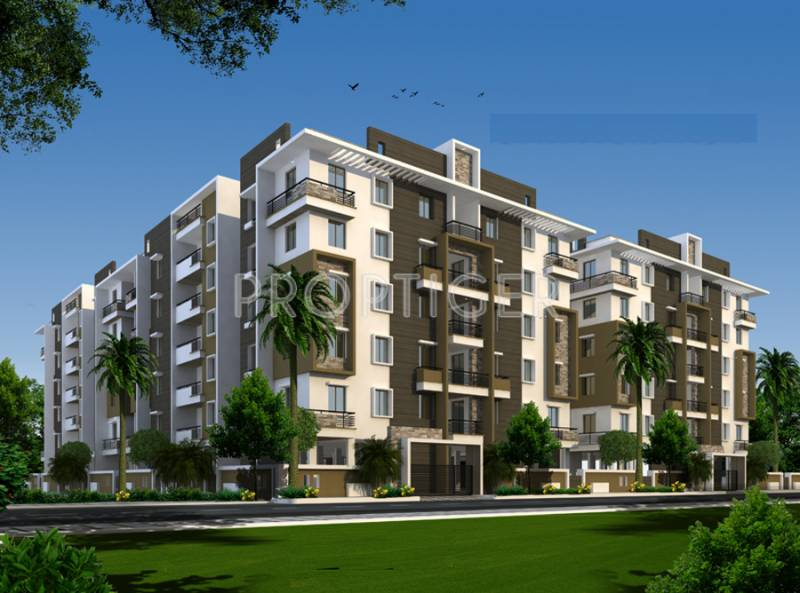 Images for Elevation of Siva Green Valley Apartment