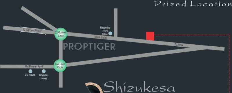 Images for Location Plan of Joy Shizukesa