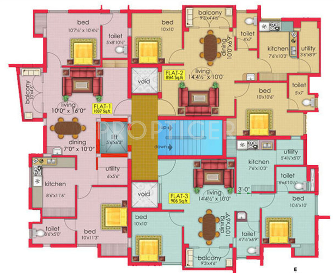 The white house floor plans – Home photo style