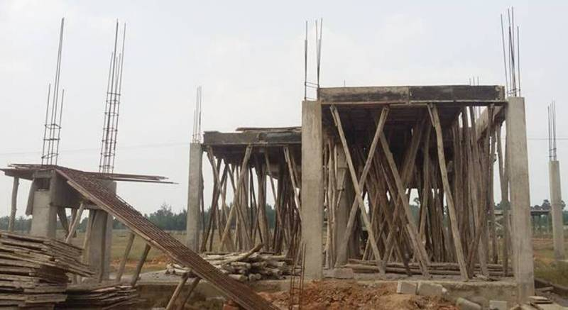 Images for Construction Status of STBL Vyjayanthi Gardens