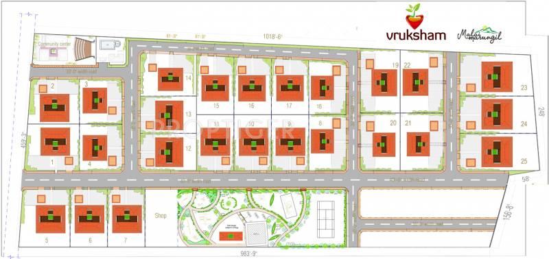 Images for Layout Plan of Vruksham Malai Marungil