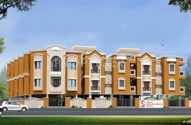 Images for Elevation of Universal Ganges Apartments