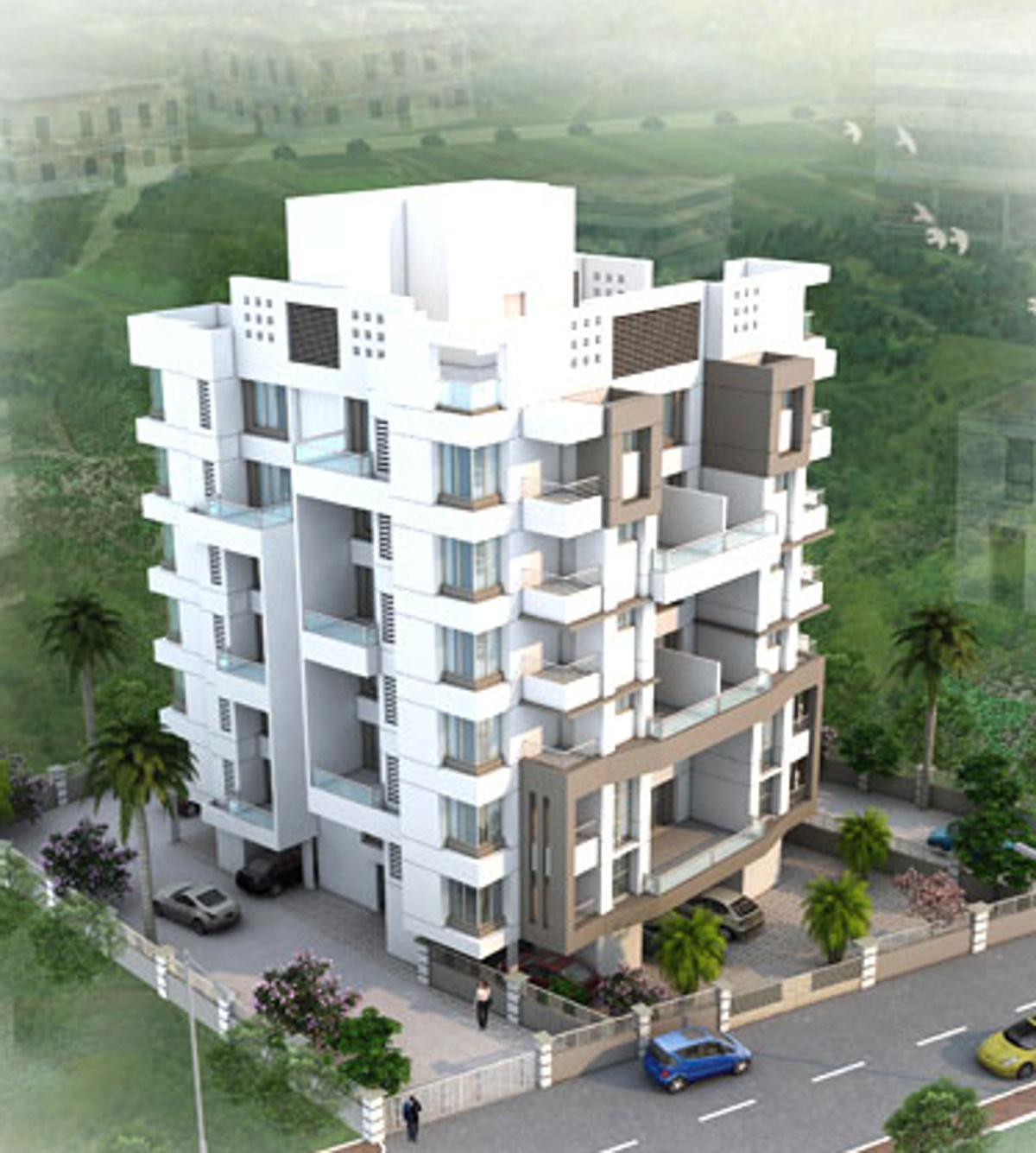 2d kitchen design 1065 sq ft 2 bhk 2t apartment for in lohia jain 1065