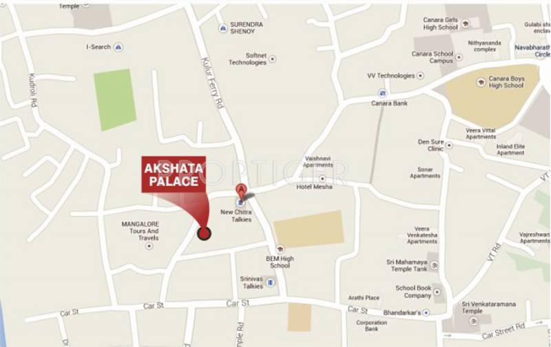 Images for Location Plan of Apoorva Akshata Palace