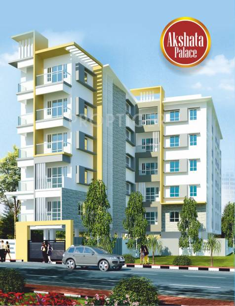Images for Elevation of Apoorva Akshata Palace