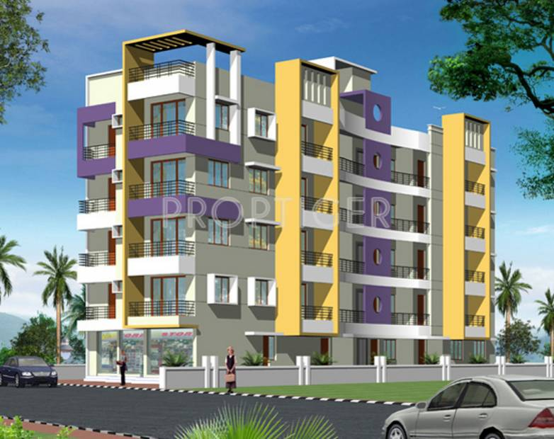 Images for Elevation of Apoorva Agastya Residency