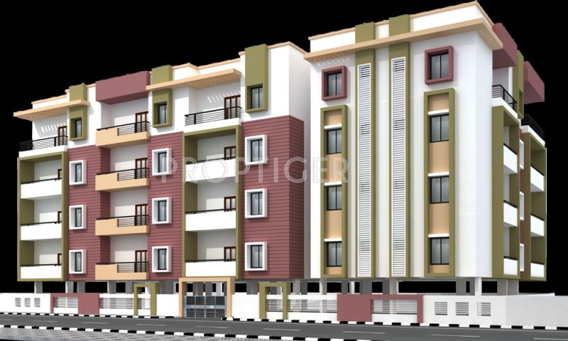 Images for Elevation of Kumari Sri Nilayam