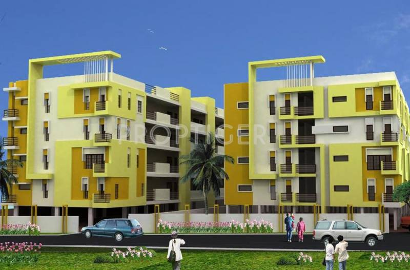 Images for Elevation of Mailika Metro Manor