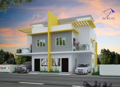 Images for Elevation of Kuladevatha Aparah Villa