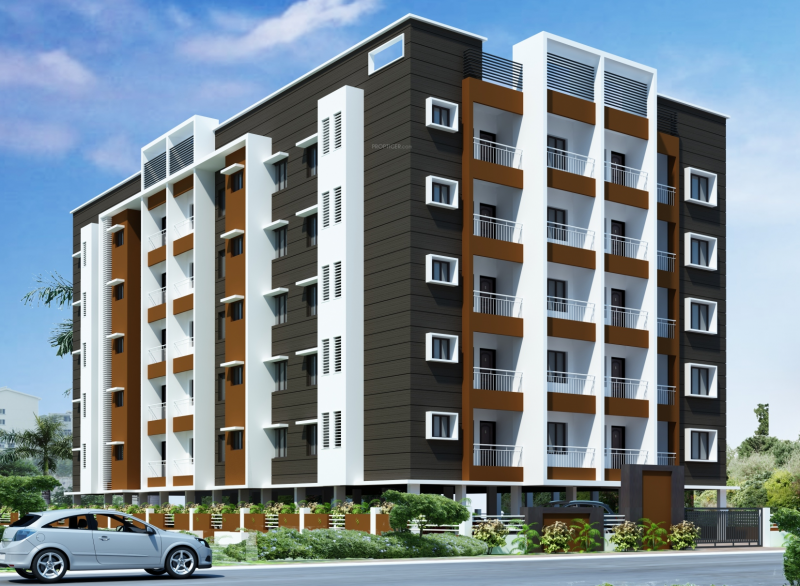 Images for Elevation of Matha Panchadurga Residency