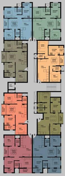 Images for Cluster Plan of Mugrody Kinnigoli Enclave