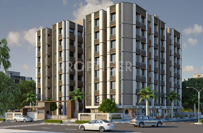 Images for Elevation of Samruddhi Anushri Residency