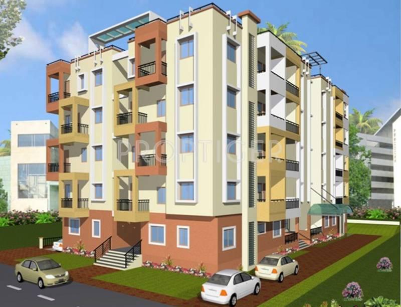 foundations prakruthi Elevation