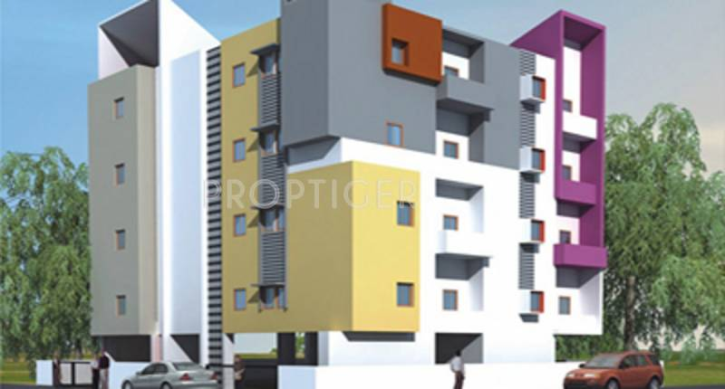 Images for Elevation of Vikram Structures Pvt Ltd Vraksha Gopal